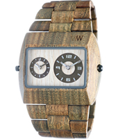 We-Wood Jupiter-Army-Dualtimer WW10 - 2011 Spring Summer Collection