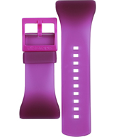 Wize & Ope Purple-Jelly-Strap ST-12 -