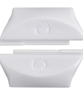 Wize &amp; Ope Slide-white SL-SH-1 -  