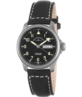 Zeno Basel Basic-Navigator-DD-Matt-Limited-Edition 12836DDN-A1 - 2013 Spring Summer Collection