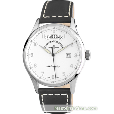 Zeno Basel Magellano-Bicompax-Automatic 6069DD-12-E2 - 2012 Spring Summer Collection