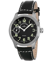 Zeno Basel NC-Pilot-Mechanic-Handwind 9558-9-A1 - 2013 Spring Summer Collection