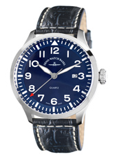 Zeno Basel Precision-Navigator-Blue 6569-515Q-A4 - 2012 Spring Summer Collection