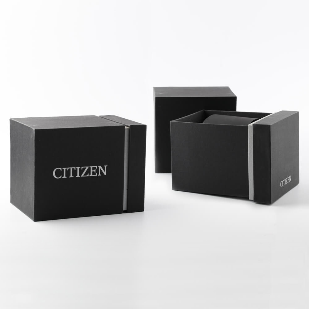 Titanium radio controlled pilot watch Fall Winter Collection Citizen