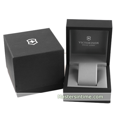 Extremely Shock Resistant Quartz Watch Spring Summer Collection Victorinox Swiss Army