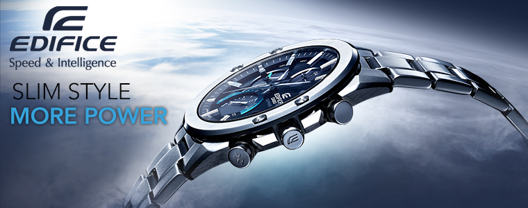 <p>Casio Edifice</p>