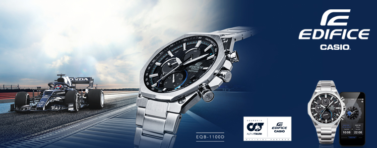Orologi Casio Edifice