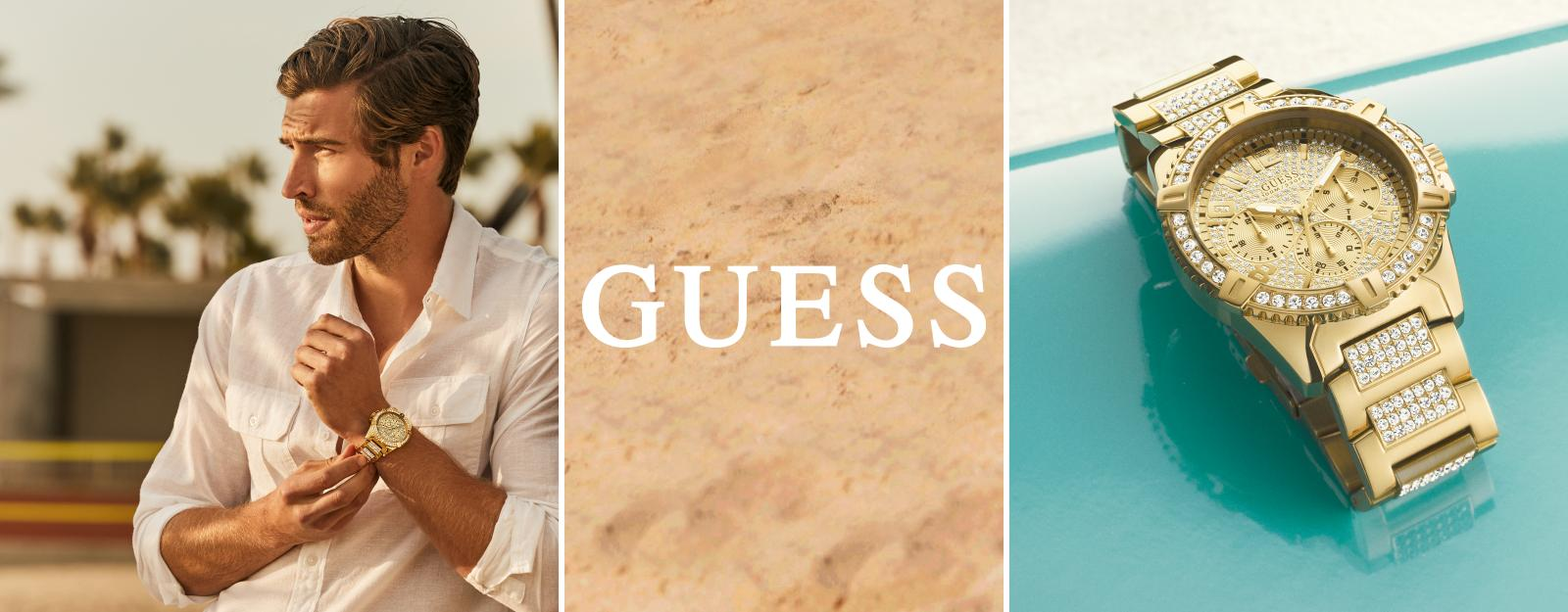 Guess Watches Buy The Newest Collection At Mastersintime Com