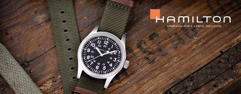 <h1>Hamilton watches</h1>