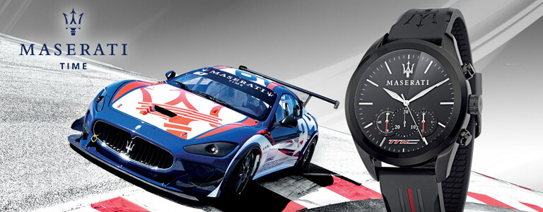 Sports Cars Luxury >> Maserati watches. Buy the newest collection at mastersintime.com
