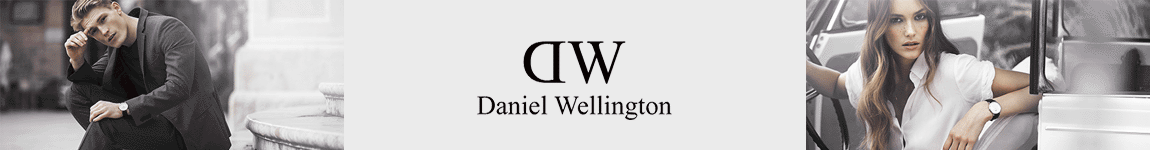 Daniel Wellington watches -