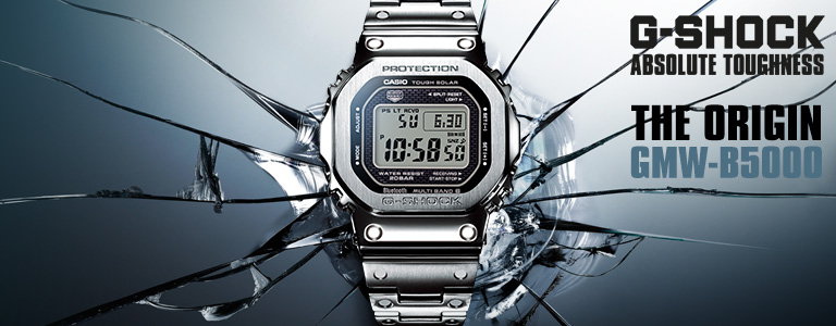 G Shock Watches Buy The Newest Collection At Mastersintime Com