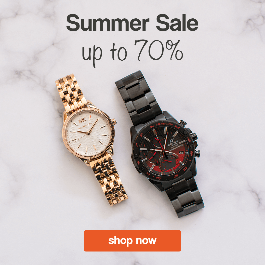 Masters in Time Watches for Men, Women & Kids