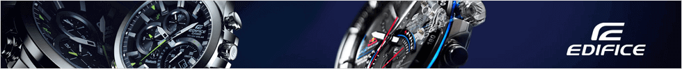 Casio Edifice Straps -