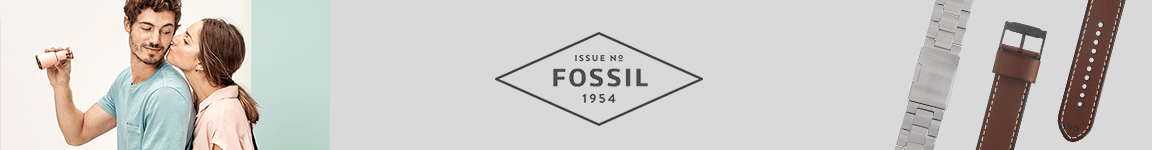 Fossil Straps -