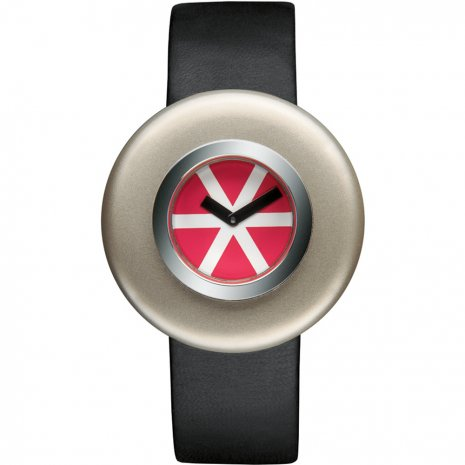 Alessi Ciclo by Ettore Sottsass watch