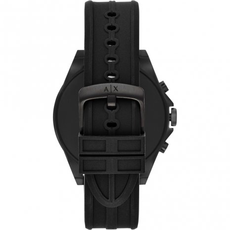 Armani Exchange watch black