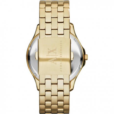Armani Exchange watch Gold