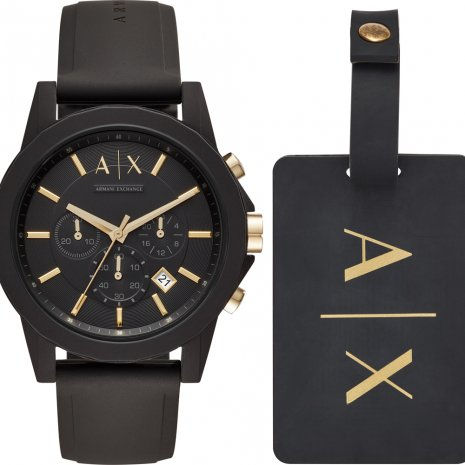 Armani Exchange Outerbanks watch