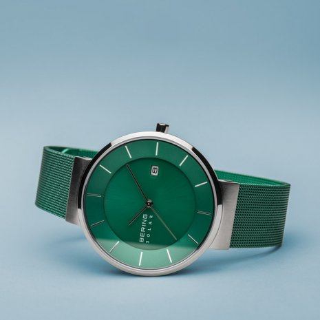 Bering watch Green