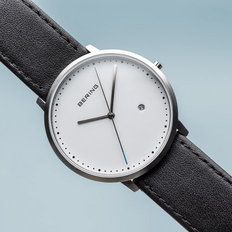 Bering watch silver