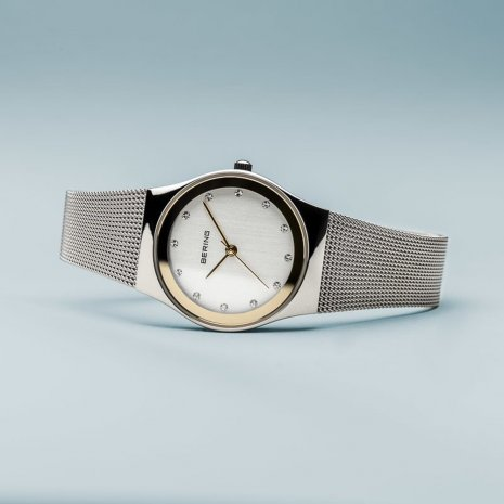 Bering watch bicolor