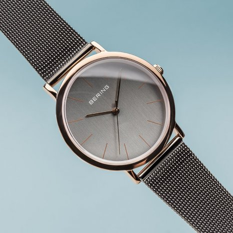 Bering watch Anthracite