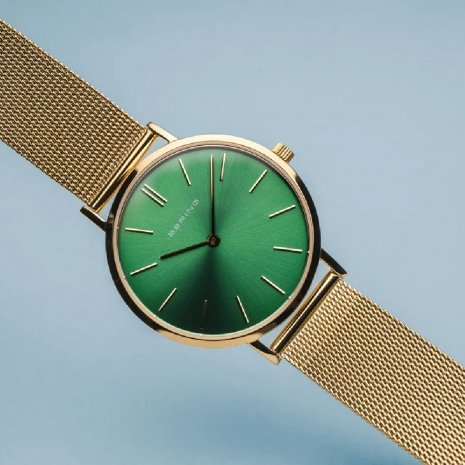 Bering watch Gold