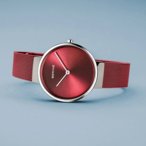 Bering watch red