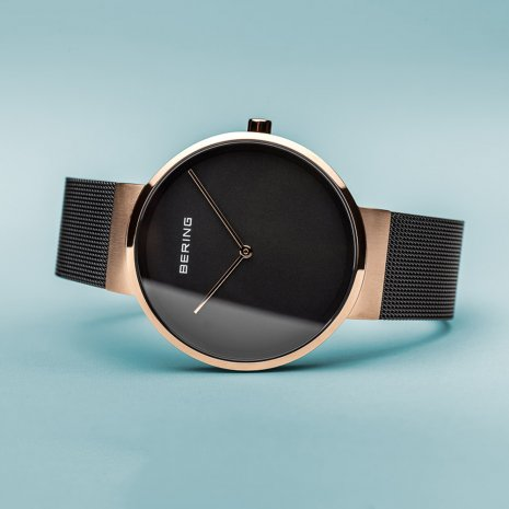 Bering watch black