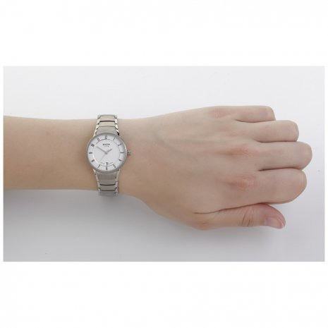 Titanium Ladies Watch with Sapphire Crystal Fall Winter Collection Boccia