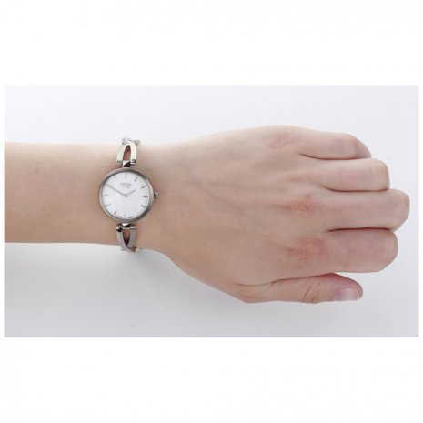 Stylish titanium ladies bracelet watch Collection Printemps-Eté Boccia