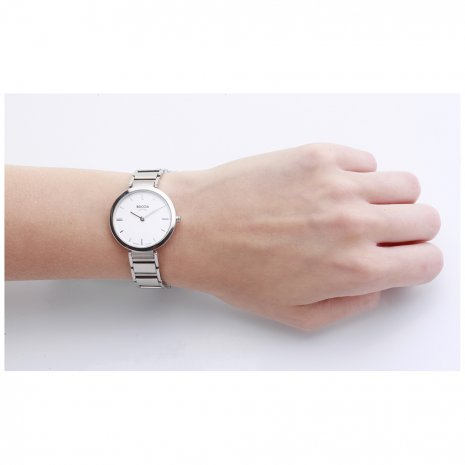 Titanium ladies quartz watch Fall Winter Collection Boccia