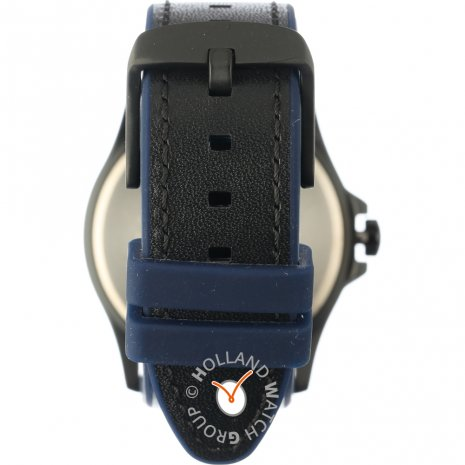 Boccia watch black