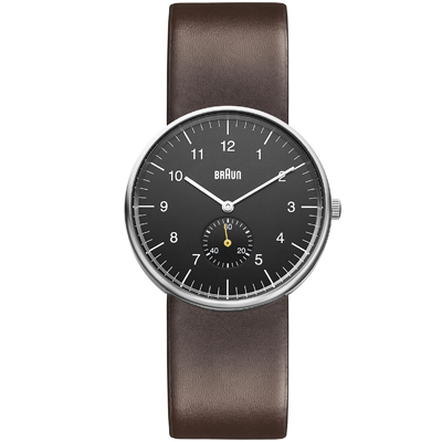 Braun watch 2014