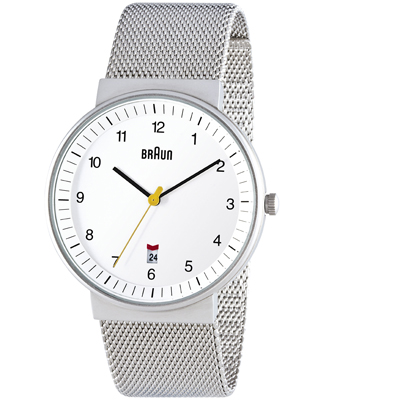 Braun watch 2011