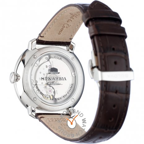 Special edition automatic gents watch Fall Winter Collection Bulova