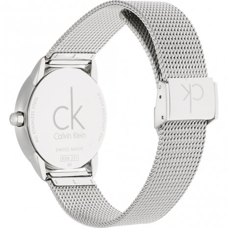 Calvin Klein watch blue