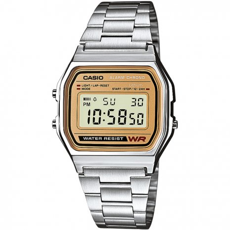 Casio A158WEA-9EF watch