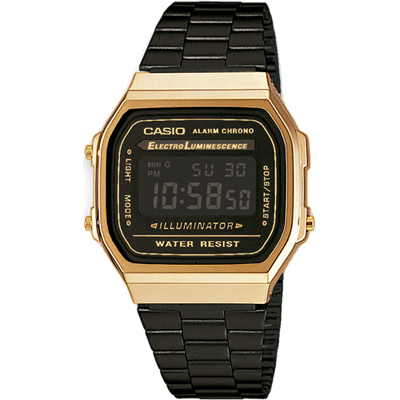 Casio Retro Mirror watch