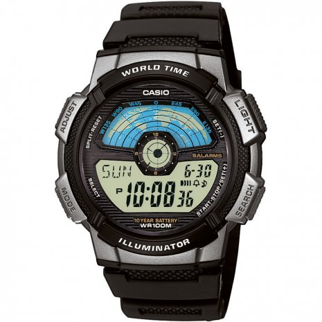 Casio AE-1100W-1AVEF watch