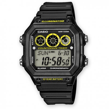 Casio Sports Edition watch
