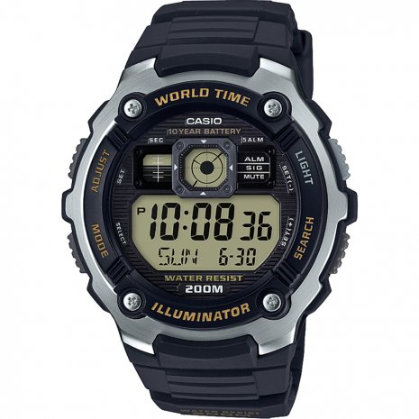 Casio AE-2000W watch