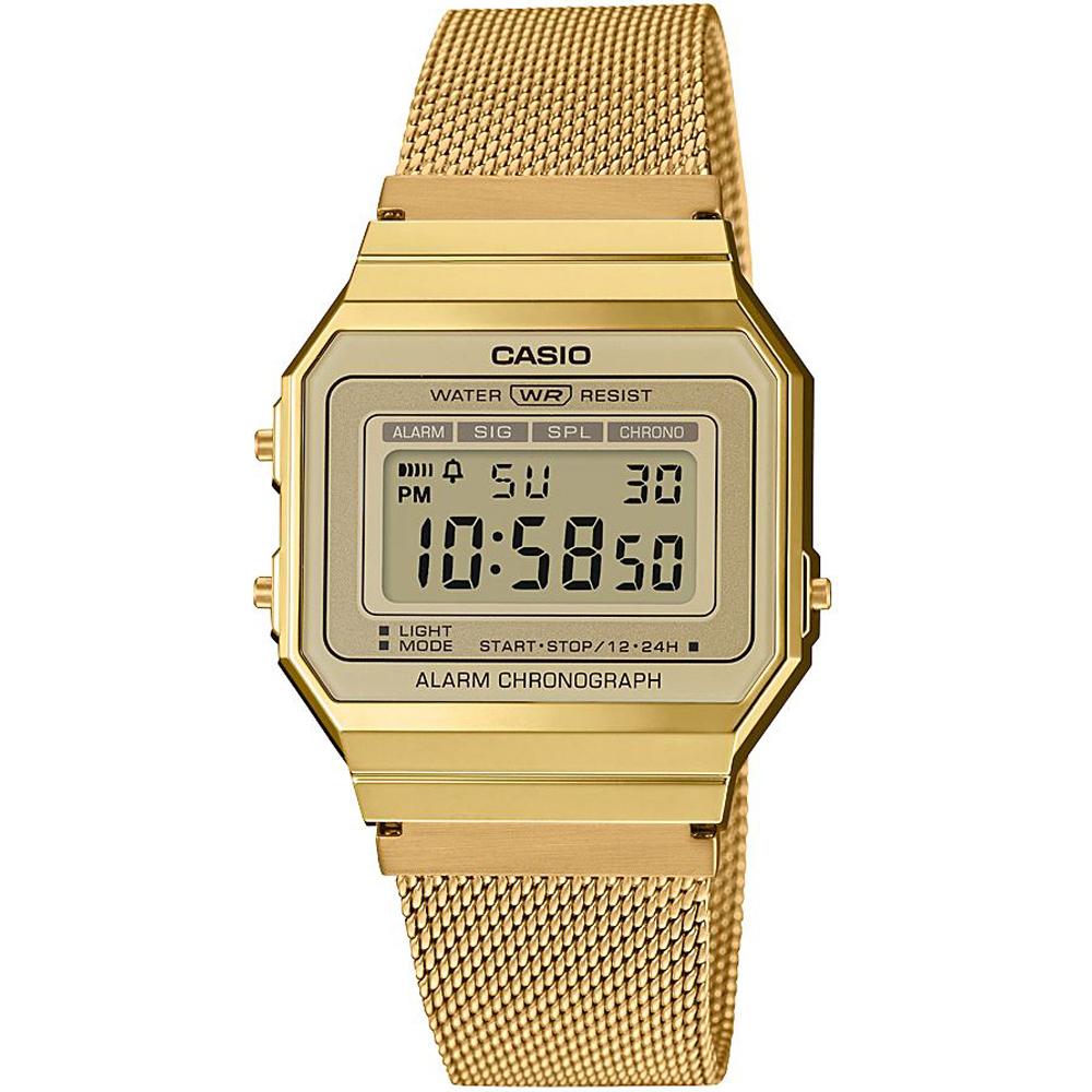 6f714eb0ad40 Casio A700WEMG-9AEF watch - Classic Edgy