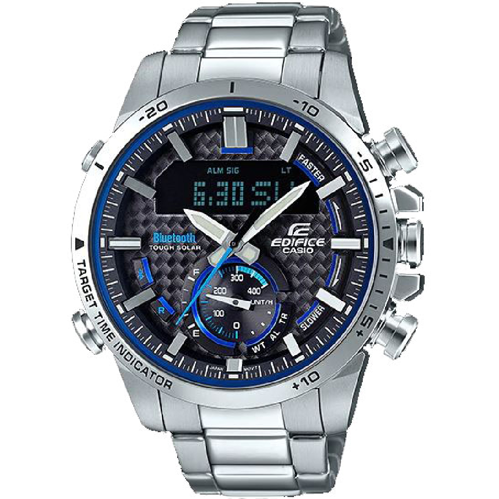 6368307eeb6 Casio Edifice ECB-800D-1AEF watch - Bluetooth Connected