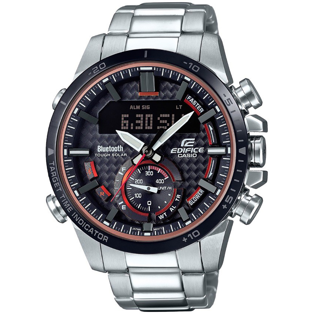 ee425c4a9ce Casio Edifice ECB-800DB-1AEF watch - Bluetooth Connected