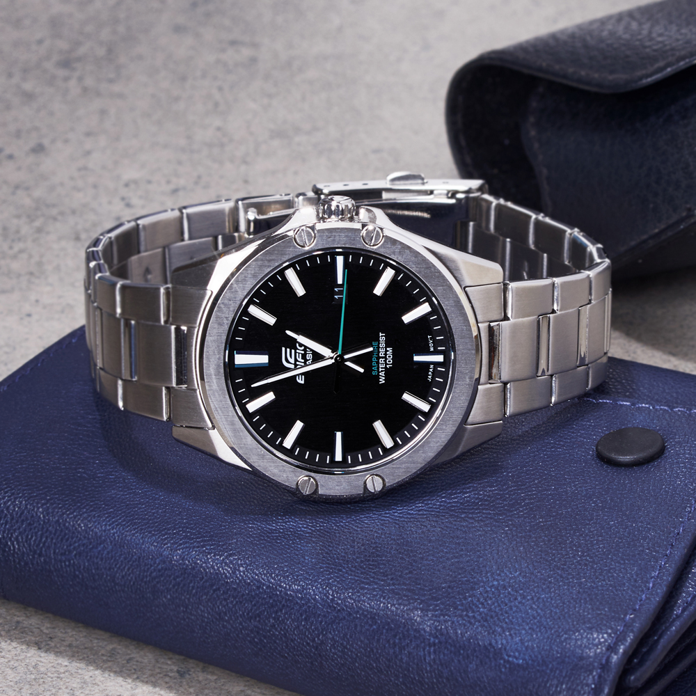 Casio Edifice EFR-S107D-1AVUEF watch - Slim Line