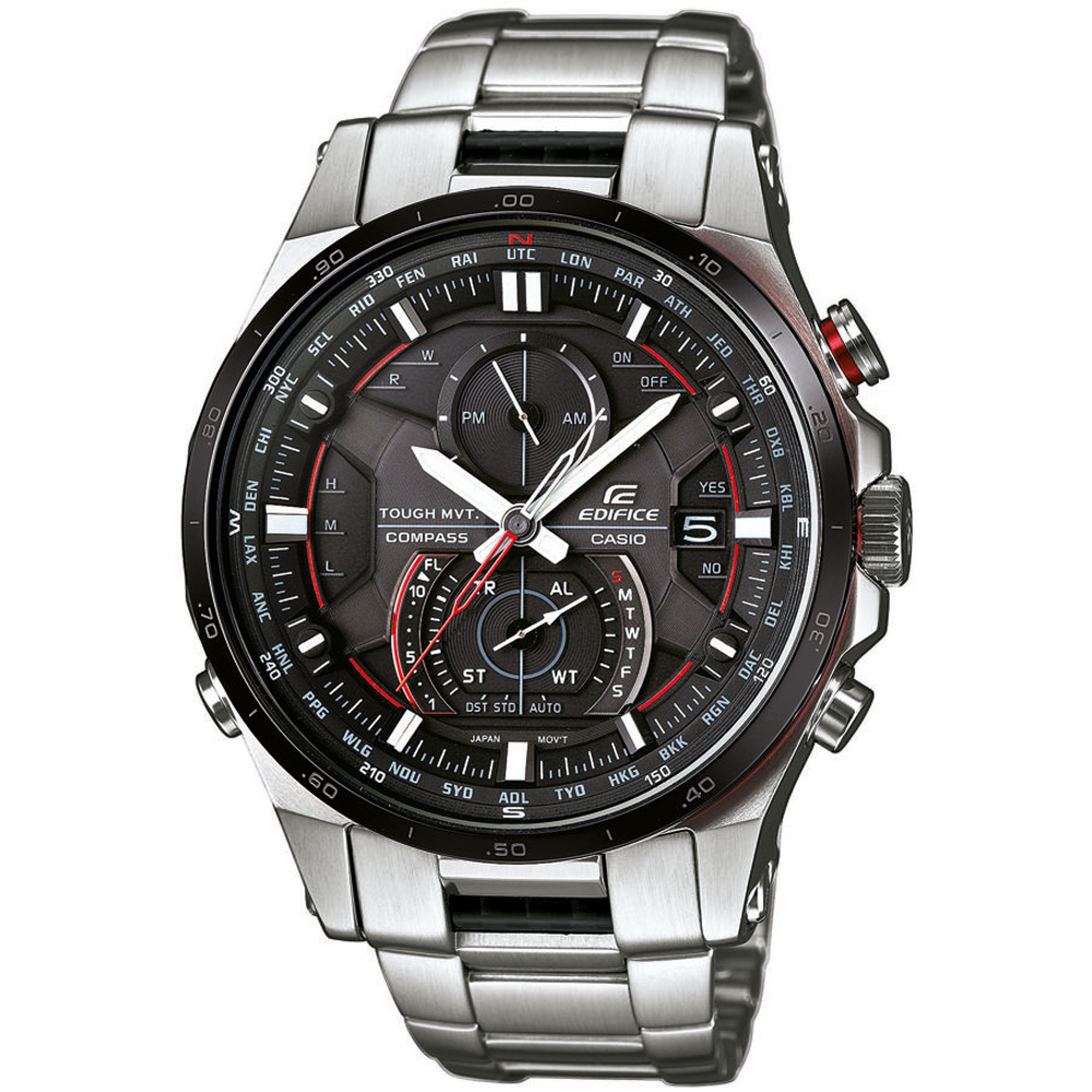 Casio Edifice Eqw-a1200db-1aer Premium Watch