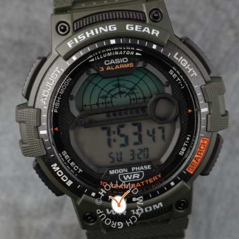 Casio watch 2020
