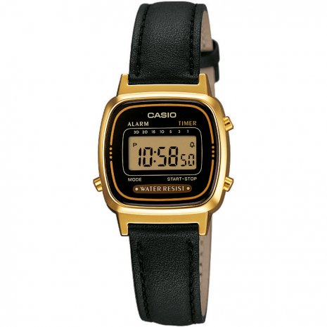 Casio LA670WEGL-1EF watch